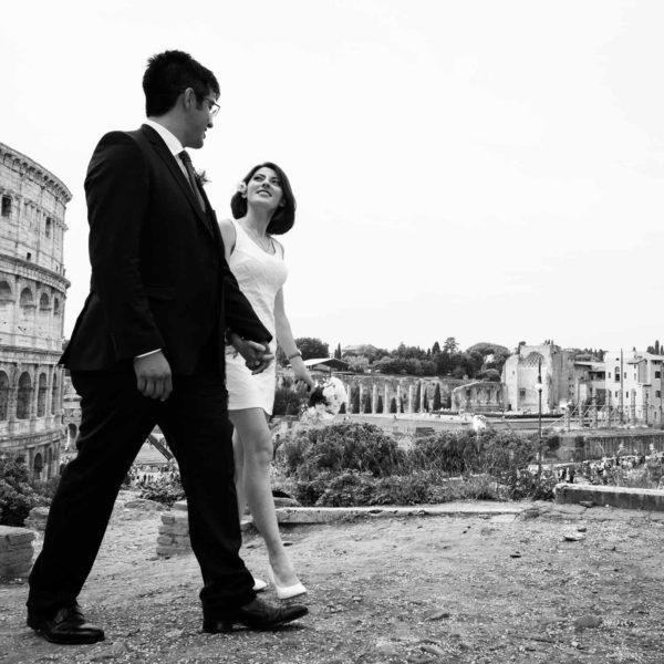 destination wedding Roma